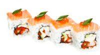 mandez du bon sushi