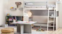 Lit mezzanine Adria Anders Paris Lit enfant Galerie de magasin lit enfant