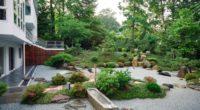 aménager un jardin japonais
