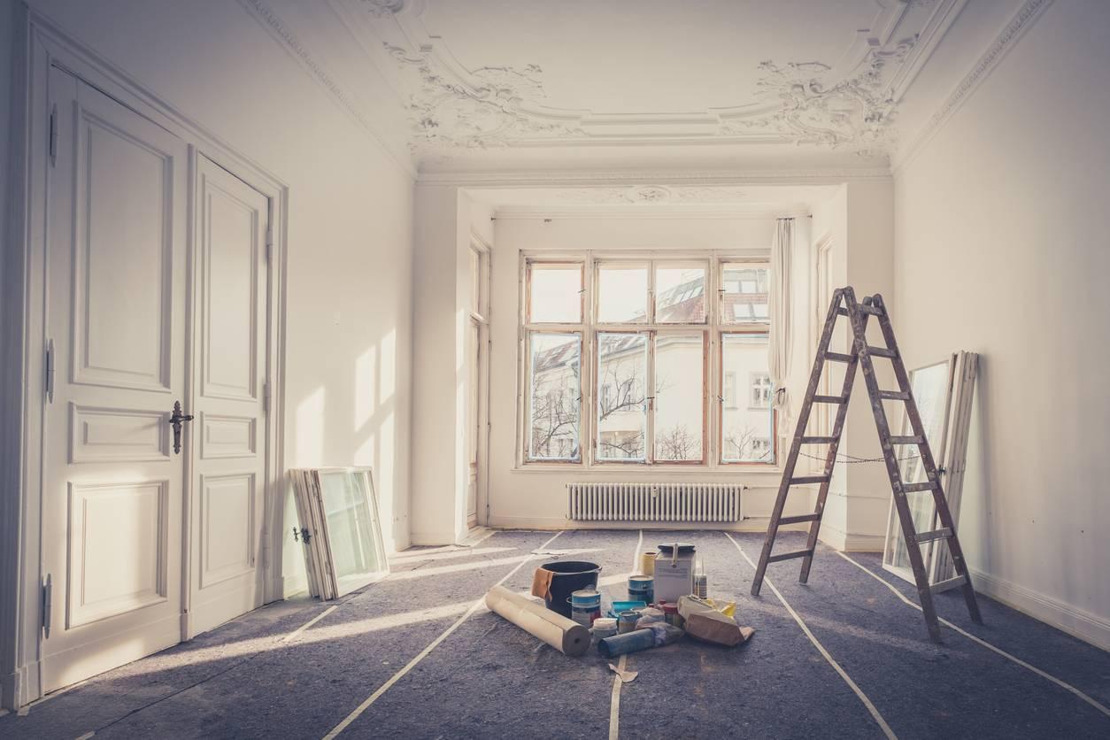 rénovation appartement paris entreprise bâtiment