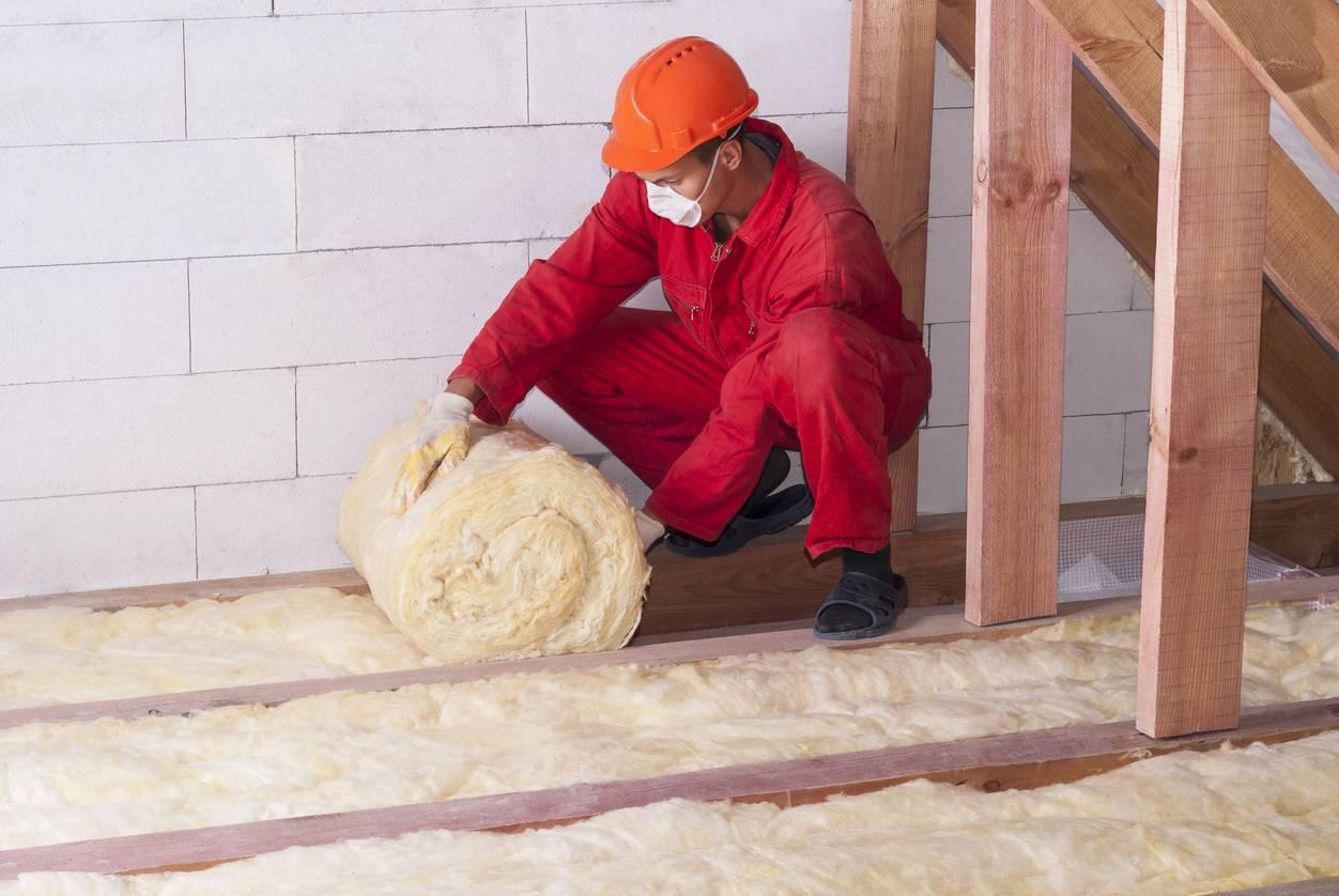 isolation sol maison professionnel bâtiment